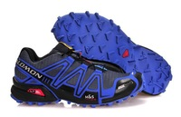 2013 New Arrived Salomon Walking Shoes Running Sports Shoes Free Shipping
