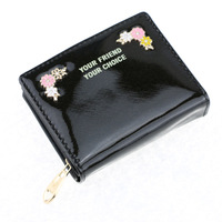 2014 new hot sell Wallet women's wallet genuine solid leather wallet high quality fashion wallet, free shipping