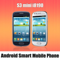 Nice smart mini s3 phone i9300 256 RAM Real 5.0MP mtk6515 mini smart mobile  WIFI android 2.3 800*480 pixels 1.0G CPU Free Gift