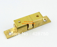 59mm Brass Cabinet Door Catch Closer Free Shipping (10 pieces/lot)