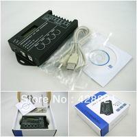 Programmable usb led time controller DC12-24V adjusting brightness of led strip light by setting time program