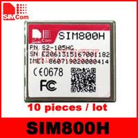 Simcom GSM/GPRS GSM GPRS Module Sim800H Quad Band