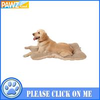 Pet Dog Mat Bed Kennel Cat Mat Bone-shaped Mat Polyester Soft Short Plush Shammy Fluff Camel&Argile 2013 New Arrival