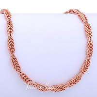 Mens chain Women Necklace 5/6/9/10mm Gold Filled Figaro Link Chain Necklace Wholesale  Jewelry Free Shipping LGNM43
