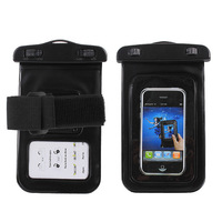 NEW Waterproof PVC Diving Bag Case Underwater Pouch For iPhone 4 4S 5 5S 5C For Samsung galaxy S3 S4 With Armband