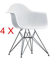 4 X Eames DAR Chairs chairs modern