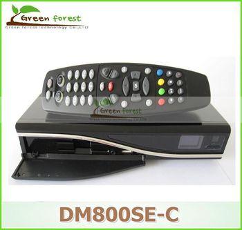 Dm 800se dvb-c Cable Tuner Decoder DM800HD SE -Cable HD Receiver 400 MHz MIPS Processor Enigma 2,Linux System