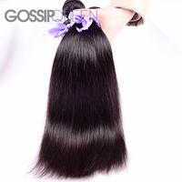 "rosa hair products peruvian virgin hair straight 8""-30"" 2 pcs free shipping natural black hair cheap human hair weave"