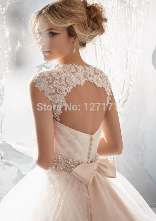 neuankömmling liebsten perlen gürtel entfernen jacke backless brautkleider sisi Braut store online 2014 hochzeitskleid