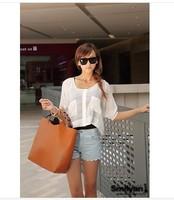 Wholesale Women Shoulder bag New Hot Popular Retro Handbag Fashion Woven Belt Handle