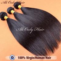"""Rosa Hair Products Cheap Peruvian Virgin Hair Straight Extension 4pcs Lot,100%Peruvian Straight Hair 8-30"""",100%Human Hair Weaves"""