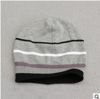 Autumn and winter wool hat knitted hat Korean version of Baotou hat for boys and girls