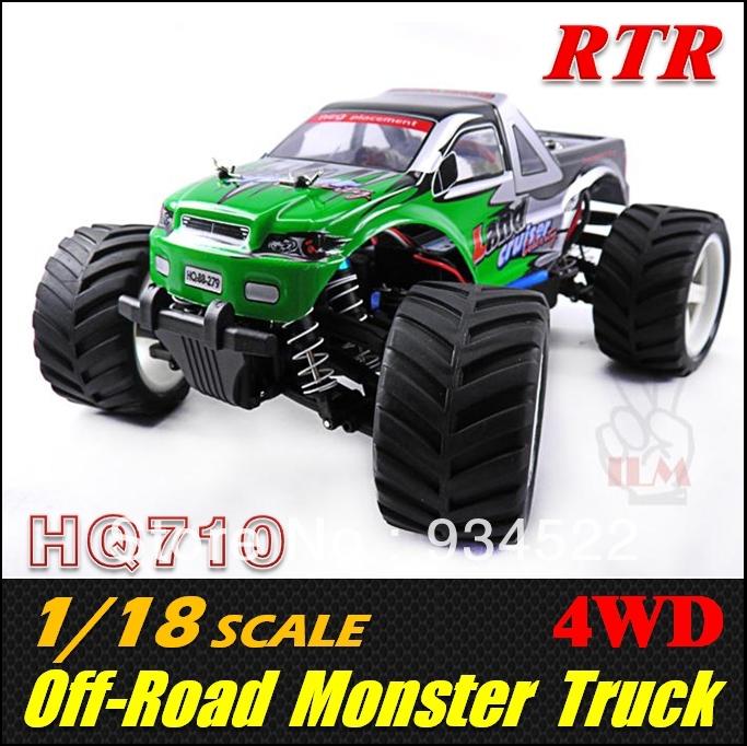 rc monster truck shop