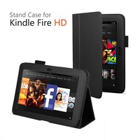 "Freeshipping NEW Hot Sale Best Price 8.9"" Amazon Kindle Fire PU Leather Case Cover film 8 Colors Option In Stock"