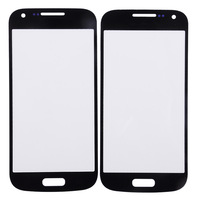 NEW Black and White Front Replacement Screen Glass Lens for Samsung Galaxy S4 I9500 9505 i337 + Tools free shipping