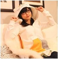 Natsume Yuujinchou Cosplay Cat teacher cotton hoodie sweater high quality cosplay free shipping