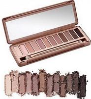 Free Shipping 12 Naked Colors  NK3 Eye shadow Palette Professional Naked Color Eye Shadow Powder Palette Makeup Sets