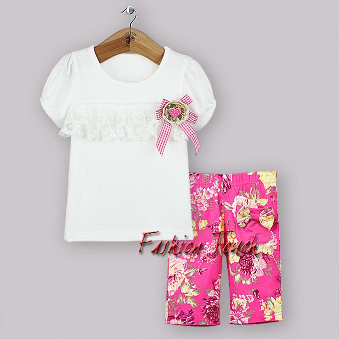 Комплект одежды для девочек Baby t CS30828-5^^FT