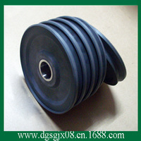 High Wear Resistance PVC  Insulation Bakelite Guide  Pulley For Drawing Machine And Tin Machine