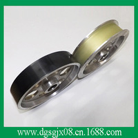 the counting-meter  pulley  With Coating Ceramic  For Extruding machine