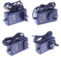 1pcs power adapter 24W AC100-240V to DC12V for 3528 led strip light Power supply EU/US/UA/UK plug