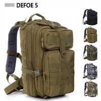 Brand New Men's Outdoor Military Tactical Backpack Camping Bag Hiking Trekking Rucksack Sport Climbing Survival Carry Bag Retail