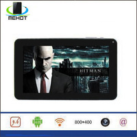 SF-BM901B   9 inch allwinner a13 8GB ROM dual camera android 4.0 pc tablet