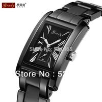 Model AR1407 Hot sale women fashion luxury waterproof black ceramic watch