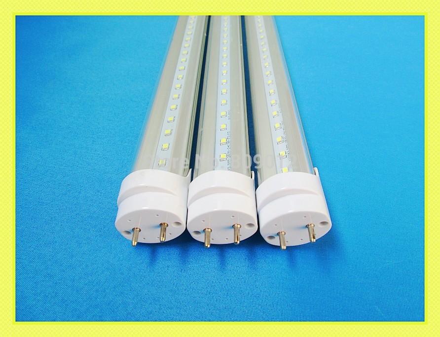 LED tube light lamp fluorescent tube LED bulb tubes SMD 2835 96led 25lm/led T8 G13 1200mm 120cm 1.2m 2000-2400lm 20W AC85-265V(China (Mainland))