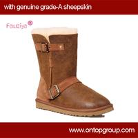 trendy snow boots women