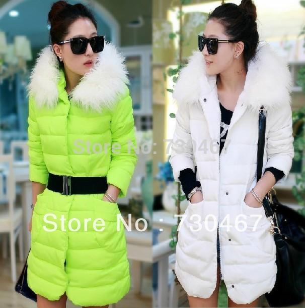 Купить Зимнюю Куртку Зеленую Женскую