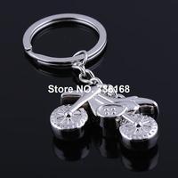 Free shipping llavero de la motocicleta fancy motorbike keyring jewellery wholesale zinc alloy fashion motorcycle key chain