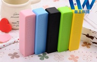 450pcs/lot*2600MAH Perfume mobile power Charger portable / Emergency power bank for Mobile(pe bag packing)