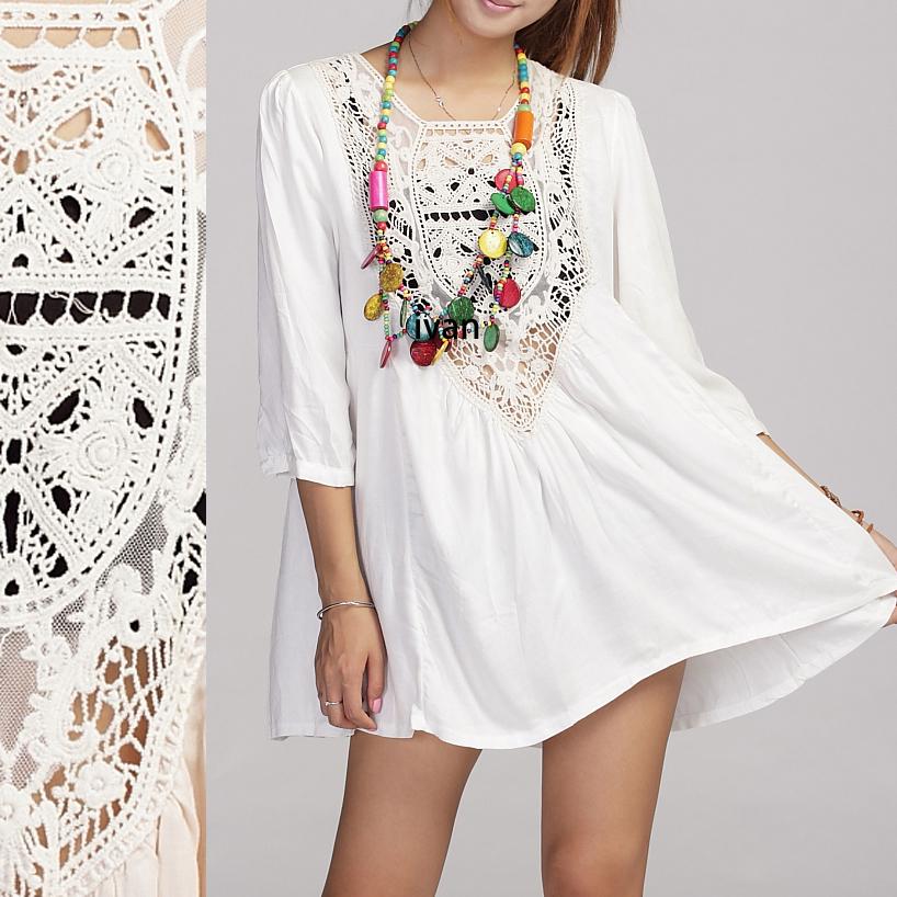 blusas y t nicas mexicanas que se inspiran en chicas con estilo en