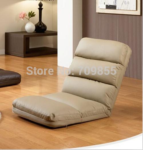 Meubles en cuir en ligne pour le salon beige couleur - Magasin de meubles en ligne ...