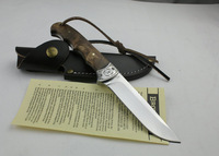 Browning fixed blade faca Hunting Knife Outdoor  tactical survival knife camping Tools high quality 7Cr17MoV Blade