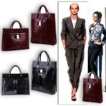 popular red hobo handbag