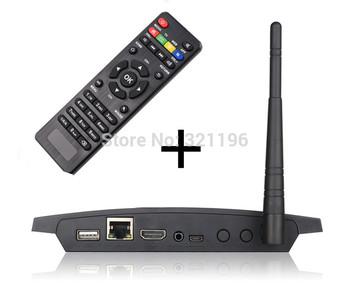 XBMC Android 4.4 TV Box Rk3188 1.6GHz Quad core 2GB RAM 8GB ROM CS918S WiFi Bluetooth CS918 T Web camera RJ45 AV OUT