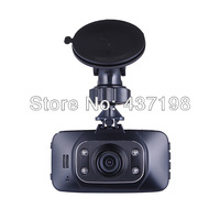 GS8000L NEW Novatek 2.7 inch 170 Degree Angle Full HD Car Camera  1920X1080P 30fps G-Sensor IR Night Vision DVR Video Recorder