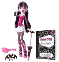 Monster High dolls set Draculaura original monster high fashion girls monster high dolls  free shipping