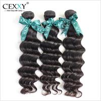6A Cexxy Brazilian Virgin Hair Weave Bundles,Brazilian Natural Wave Hair,3PCS/LOT,Human Hair,More Weave Shipping Free