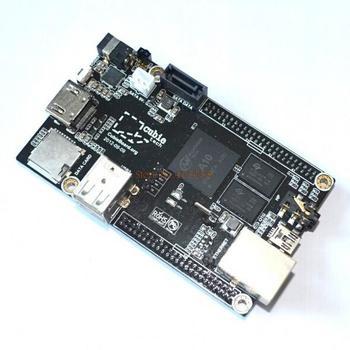 A10 Raspberry Pi Enhance Version Mini PC Cubieboard 1GB ARM Development Board Cortex-A8 Free Shipping