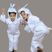 2014  new baby Rabbit perform wear ,kids novel clothing set,Bunny romper for photography /modeling wear