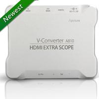 Aputure  V-Converter A810 HDMI Extra Scope monitor converter For camcorder DSLR camera