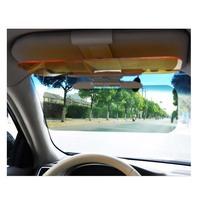 BEST NEW 1PCS Sun car anti glare visor mirror day night car Glare Proof Mirror mirror sun visors for cars 1pcs free shipping