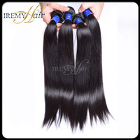 Queen hair products : 4 pcs lot unprocessed human hair weaving ,Cheap wholesale Braziiian straight  remy bundle hair