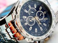 Hot Sell Brand ORLANDO Men Fashion Watch Quartz Hours Date Hand Luxury Clock Men full Steel Wristwatches Male relogio masculino