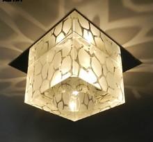 3W modern home lighting led lamp crystal chandelier ceiling fixture 110v 127v  220v 230v 240v abajur luminaria lustres de sala(China (Mainland))