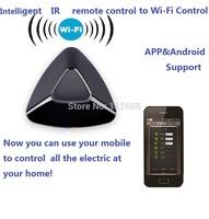 2014New version IR+RF remote control to Wi-Fi Remote control Intelligent WiFi Remote control  3G Mobile Remote control