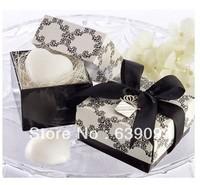Min Order $10 (mixed order) natural handmade  Romantic slimming  incense bath face mini soap leaves--heart shaped free shipping